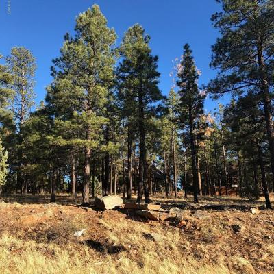 Overgaard AZ Residential Lots & Land For Sale: $29,500