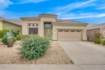 Fountain Hills Single Family Home For Sale: 15644 E Yucca Drive