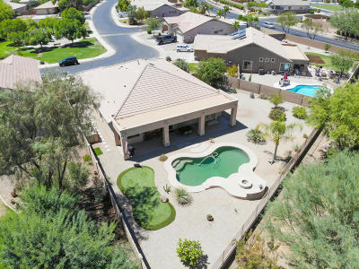 Maricopa Single Family Home For Sale: 43360 W Snow Drive