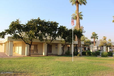 Glendale Condo/Townhouse For Sale: 4761 W Mediterranean Drive