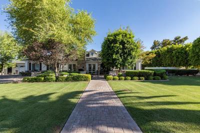 Phoenix Single Family Home For Sale: 5601 E Calle Camelia