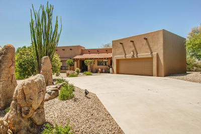 Rio Verde Single Family Home For Sale: 18549 E Paseo Verde Drive