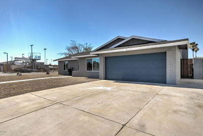 Tempe Single Family Home For Sale: 1904 E Wesleyan Drive