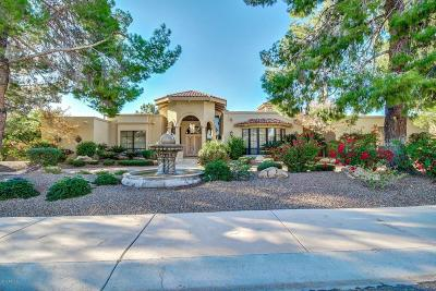 Paradise Valley Single Family Home For Sale: 6127 E Horseshoe Road