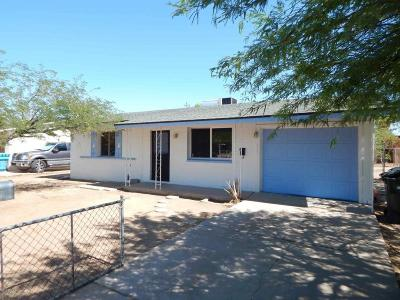 Phoenix Single Family Home For Sale: 2102 W Laurel Lane