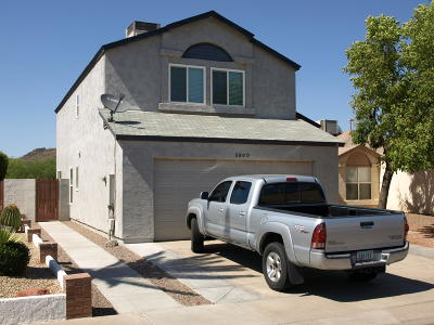 Glendale Single Family Home For Sale: 3940 W Chama Drive