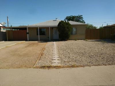 Phoenix AZ Single Family Home For Sale: $174,995