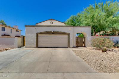 Phoenix AZ Single Family Home For Sale: $285,000