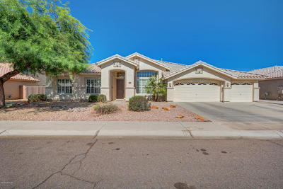 Chandler Single Family Home For Sale: 370 N Bullmoose Drive
