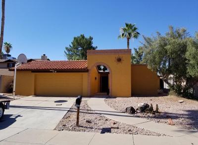 Phoenix Single Family Home For Sale: 3918 E Windrose Drive