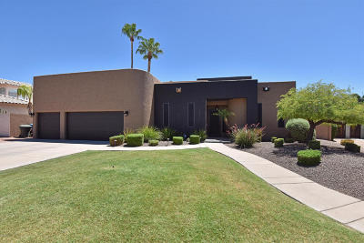 Scottsdale Single Family Home For Sale: 14803 N 54th Street