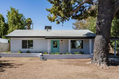 Phoenix Single Family Home For Sale: 3511 E Yale Street