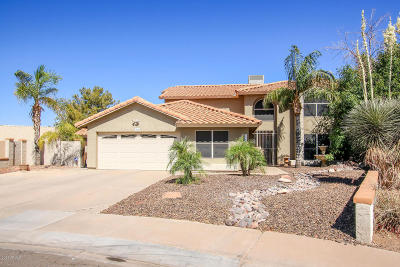 Phoenix Single Family Home For Sale: 3440 E Morrow Drive