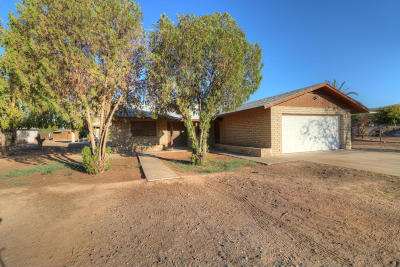 Gilbert Single Family Home For Sale: 2139 S Gilbert Road