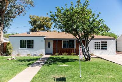 Phoenix Single Family Home For Sale: 1830 E Indianola Avenue