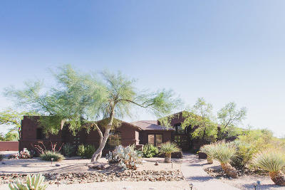 Scottsdale Single Family Home For Sale: 6291 E Ironwood Drive