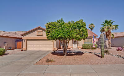 Chandler Single Family Home For Sale: 6060 S Crosscreek Court