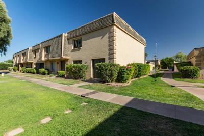 Scottsdale Condo/Townhouse For Sale: 4945 N Granite Reef Road