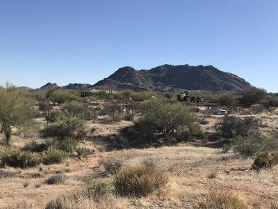 Scottsdale Residential Lots & Land For Sale: N Carefree Highway