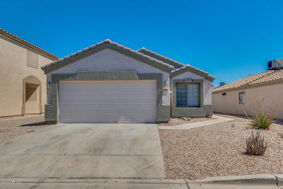 Florence AZ Single Family Home For Sale: $164,900