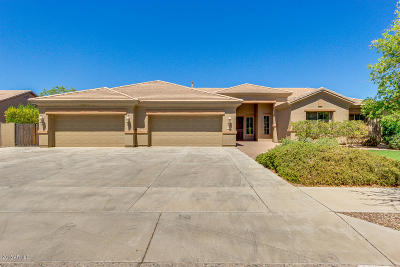 Queen Creek Single Family Home For Sale: 20884 S Hadrian Way