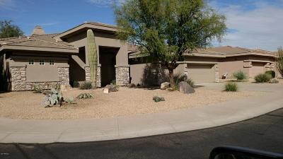 Scottsdale Single Family Home For Sale: 7918 E Rose Garden Lane