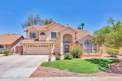 Scottsdale Single Family Home For Sale: 5620 E Saint John Road