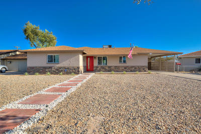 Phoenix Single Family Home For Sale: 1917 W Campbell Avenue