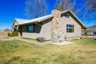 Dewey, Humboldt Single Family Home For Sale: 2305 S Old Black Canyon Highway