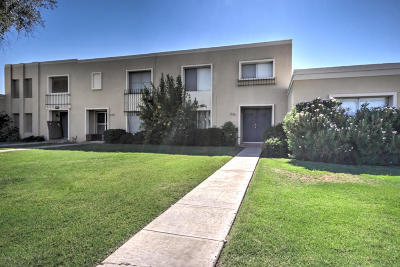 Scottsdale Condo/Townhouse For Sale: 5048 N Granite Reef Road