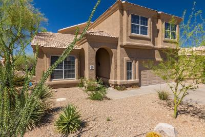 Fountain Hills Single Family Home For Sale: 16144 E Glenview Drive