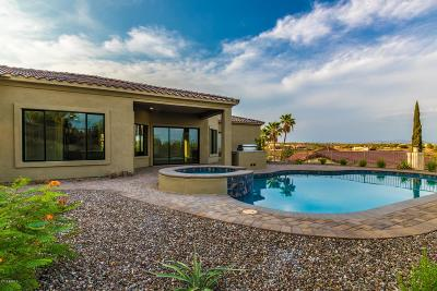 Fountain Hills Single Family Home For Sale: 15021 E Golden Eagle Boulevard E