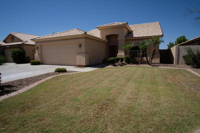 Chandler Single Family Home For Sale: 1964 E Tyson Place