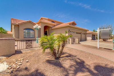 Maricopa County, Pinal County Single Family Home For Sale: 10705 E Nacoma Drive