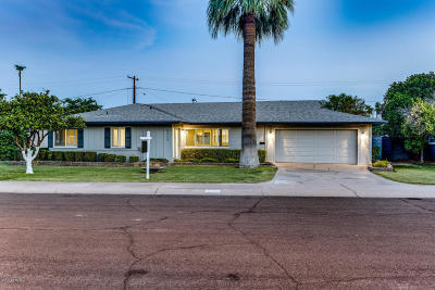 Scottsdale Single Family Home For Sale: 8229 E Windsor Avenue