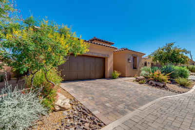Cave Creek Single Family Home For Sale: 6231 E Mark Way #34