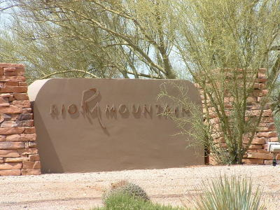 Scottsdale Residential Lots & Land For Sale: 28816 N Rio Mountain Court