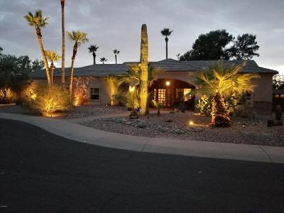 Scottsdale Single Family Home For Sale: 7028 N Via De Alegria