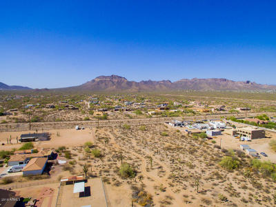 Mesa Residential Lots & Land For Sale: 10600 E Brown Road