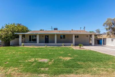 Phoenix Single Family Home For Sale: 1714 E Rancho Drive