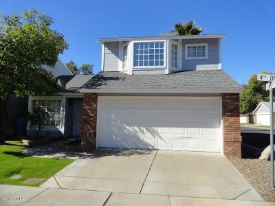 Rental Leased: 18636 N 4th Drive