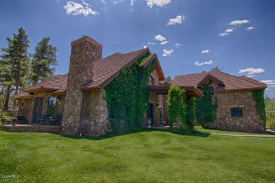 Payson, Pine, Pinedale, Pinetop, Lakeside, Show Low, Strawberry, Flagstaff, Munds Park, Prescott, Prescott Valley, Happy Jack, Sedona Single Family Home For Sale: 889 Neal Road