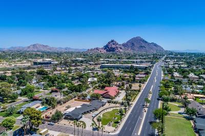 Phoenix Single Family Home For Sale: 3702 E Camelback Road