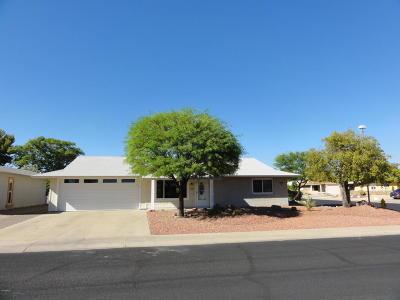 Sun City Single Family Home For Sale: 10618 W Cimarron Court