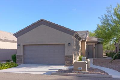 Casa Grande Condo/Townhouse For Sale: 846 N Pueblo Drive #117