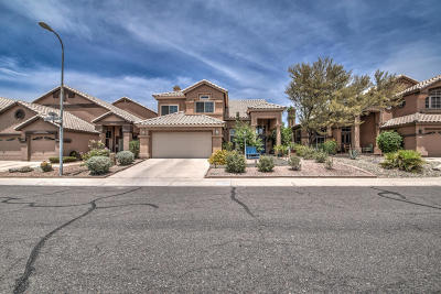 Phoenix AZ Single Family Home For Sale: $400,000