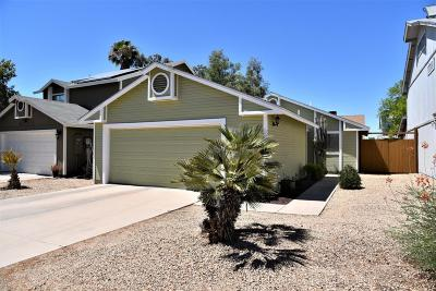Peoria Single Family Home For Sale: 8150 W Desert Cove Avenue