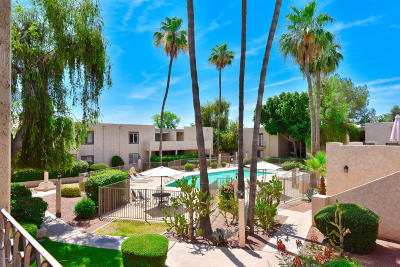 Scottsdale  Apartment For Sale: 3313 N 68th Street #232