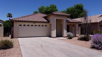 Single Family Home For Sale: 740 E Cantebria Drive