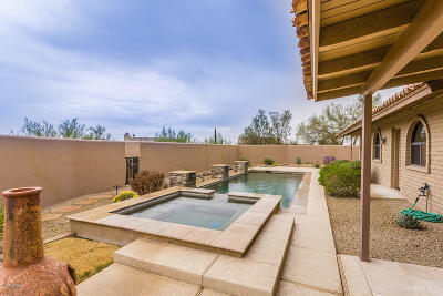 Carefree AZ Single Family Home For Sale: $610,000